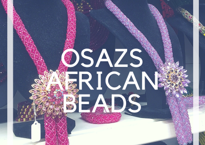 Osazs African Beads & Events Planning