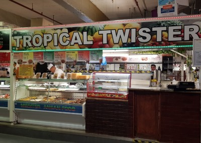 Tropical Twister