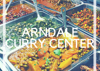 Arndale Market Curry Centre