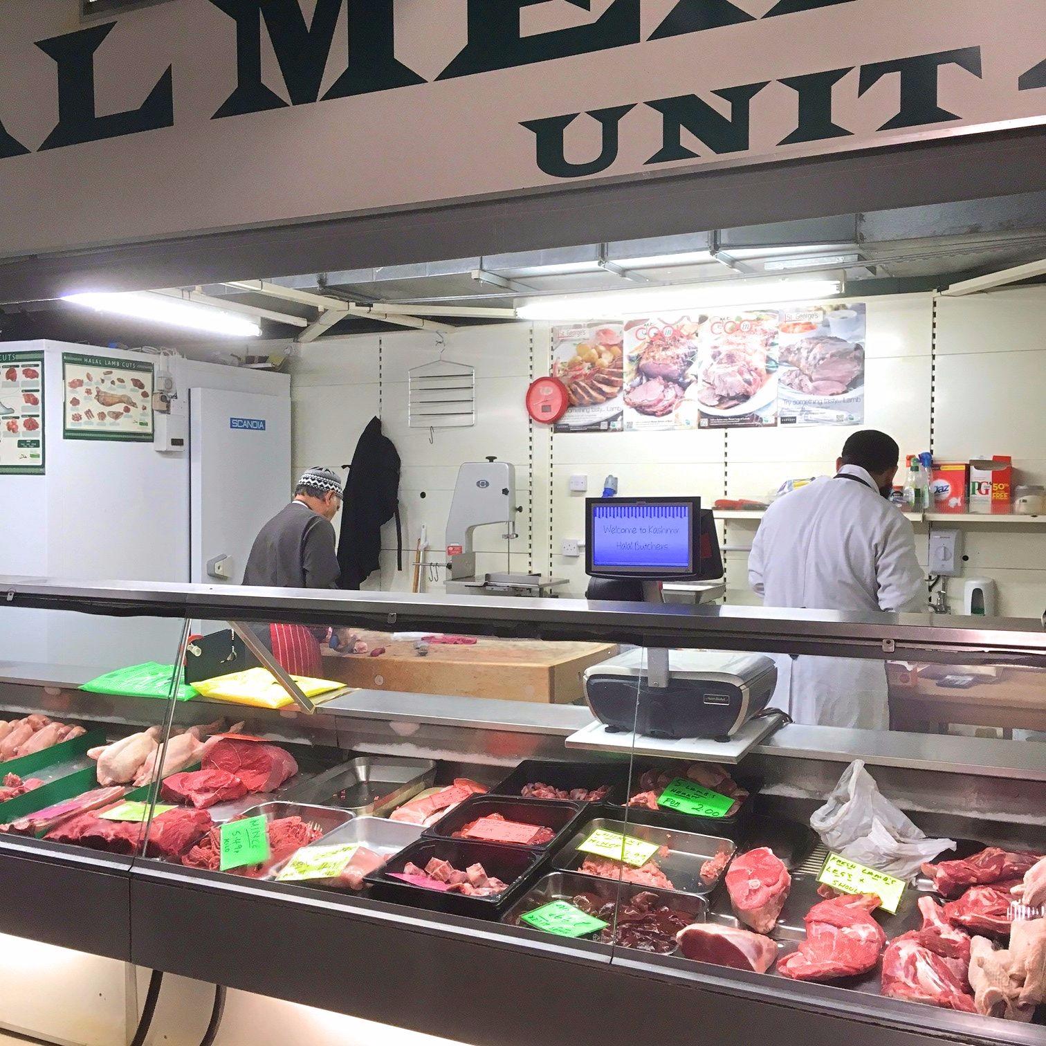 Nazir Halal Butchers | Luton Indoor Market
